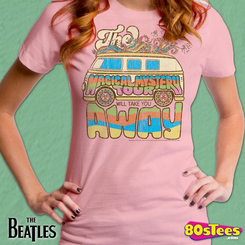Junior Magical Mystery Tour Beatles Shirt