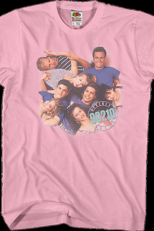 5789553e0 Cast Beverly Hills 90210 T-Shirt Men's