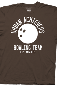 Urban Achievers Bowling Team Big Lebowski T-Shirt