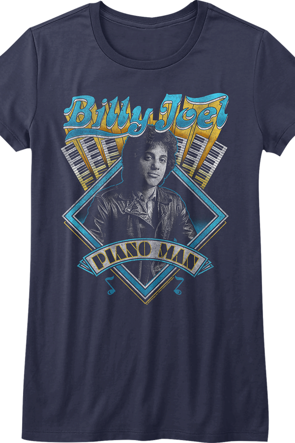 Junior Piano Man Billy Joel Shirt