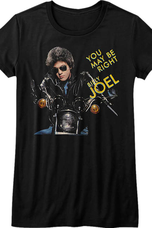 Junior You May Be Right Billy Joel Shirt