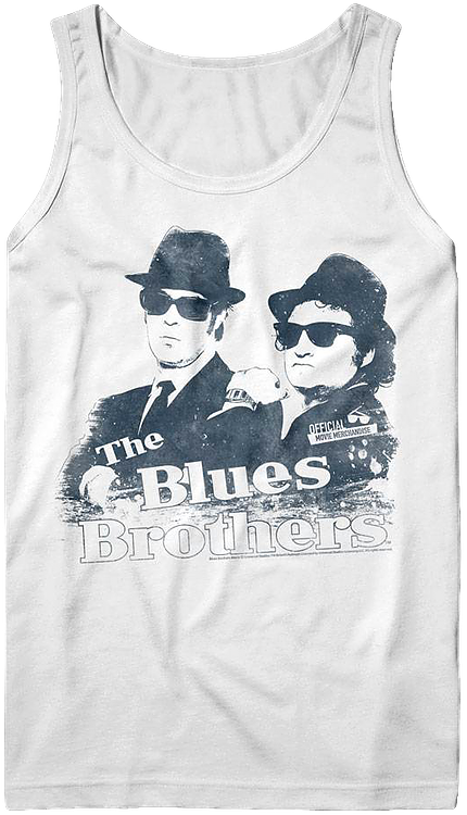 Blues Brothers Tank Top