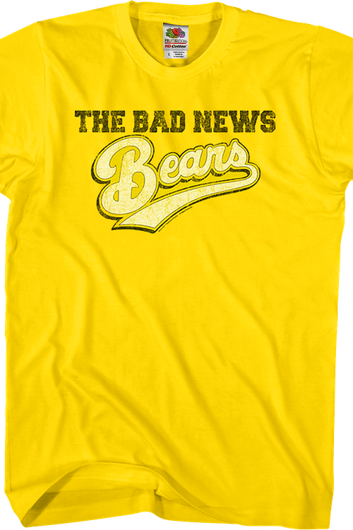 Logo Bad News Bears Shirt