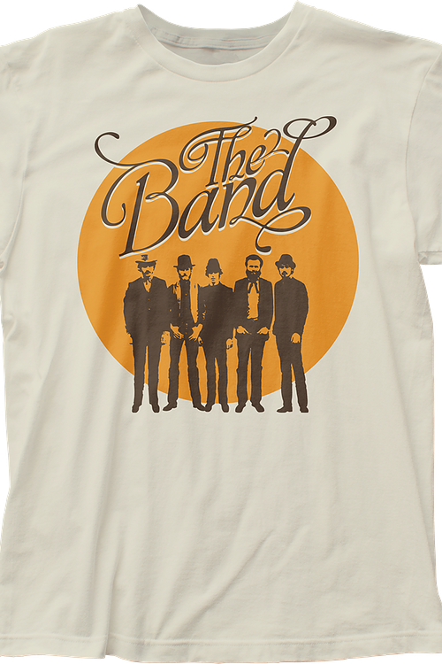 The Band Members T-Shirt