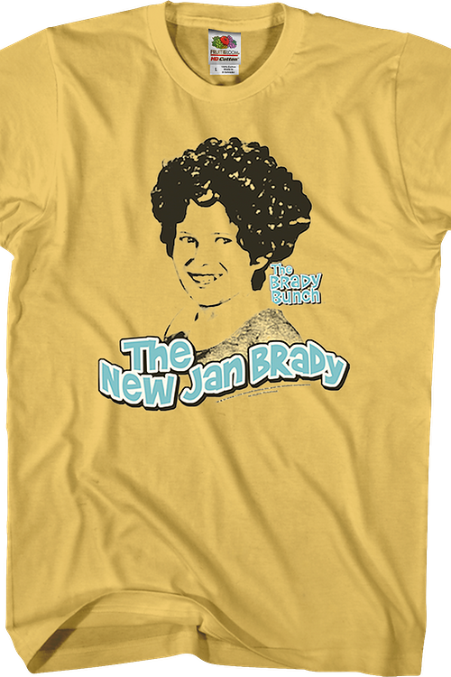 The New Jan Brady Bunch T-Shirt