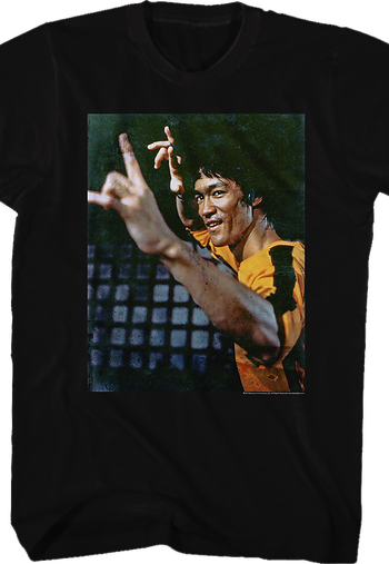 Yeeaaah Bruce Lee Shirt