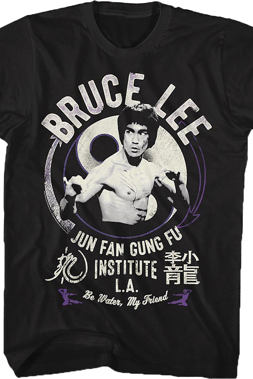 Jun Fan Gung Fu Bruce Lee T-Shirt