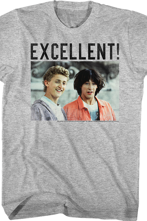 Excellent Bill and Ted Shirt