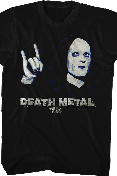 Bill and Ted Death Metal T-Shirt