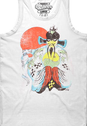 Big Trouble in Little China Jack Burton Tank Top