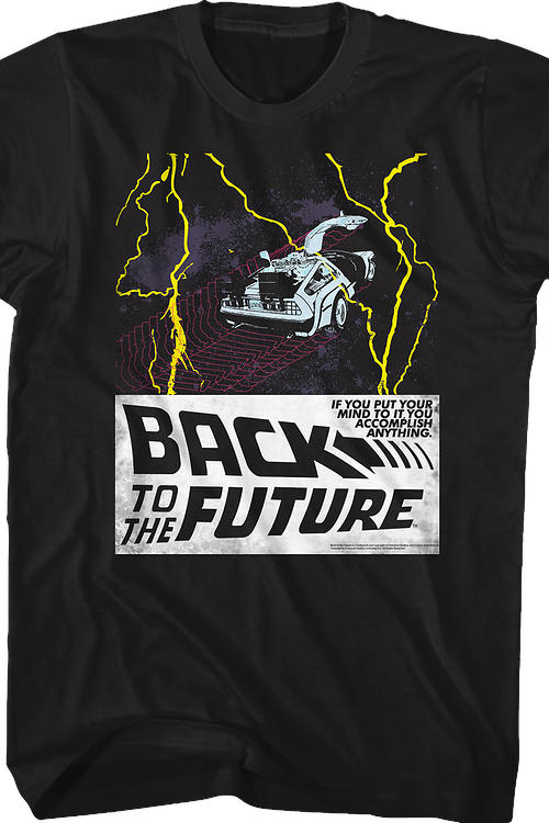 Back To The Future Shirt