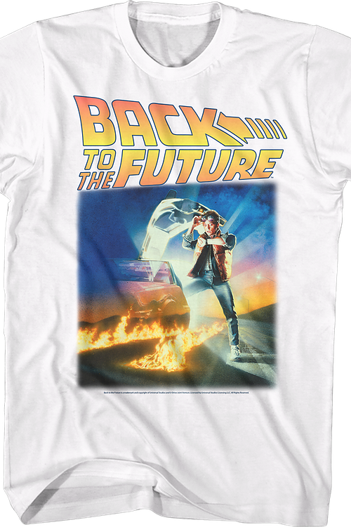 Marty McFly Shirt