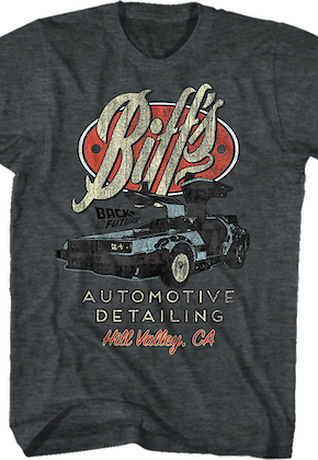 dff8f7557ef Back To The Future Shirts - Officially Licensed - Free Shipping Avail.