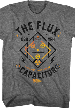 0e667a8f9b1e Back To The Future Shirts - Officially Licensed - Free Shipping Avail.