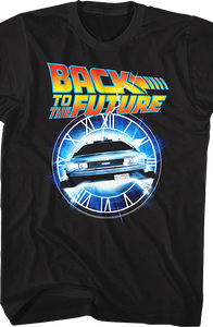 Back In Time Back To The Future T-Shirt