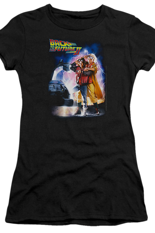 Junior Back To The Future Part II Shirt