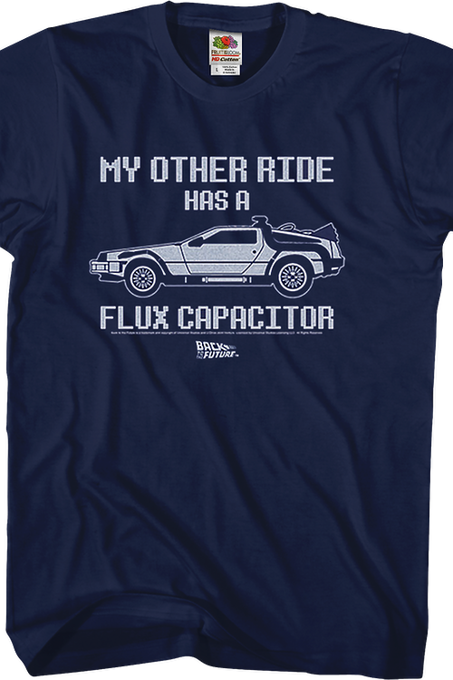 My Other Ride Back To The Future T-Shirt