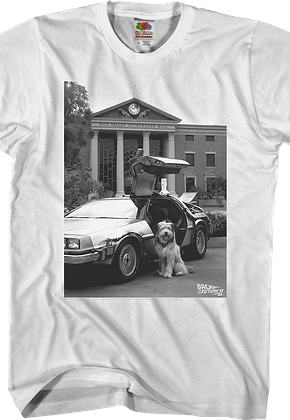 e4be6bcb Back To The Future Shirts - Officially Licensed - Free Shipping Avail.