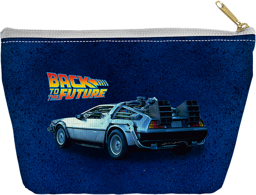 Back To The Future Accessory Pouch