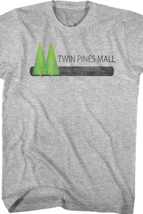 Twin Pines Mall Security Back To The Future T-Shirt