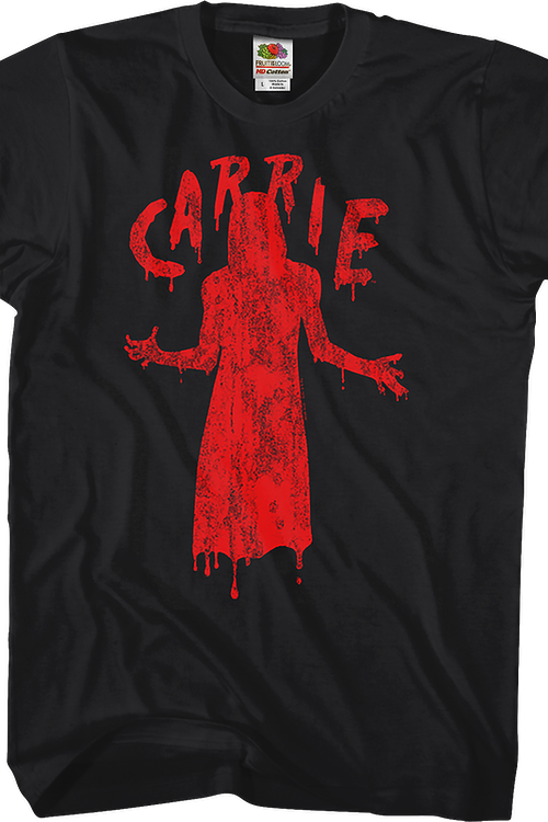 Dripping Blood Carrie T-Shirt