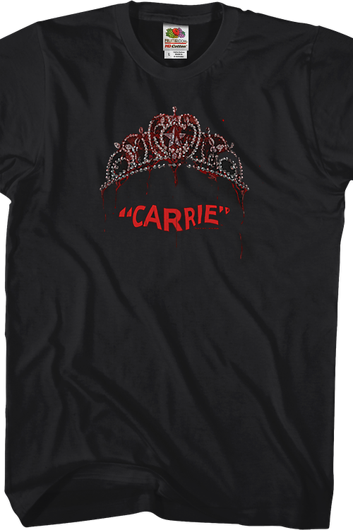 Prom Queen Carrie T-Shirt