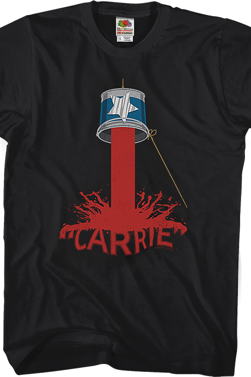 ad599a7fb Bucket of Blood Carrie T-Shirt. Men's T-Shirt.