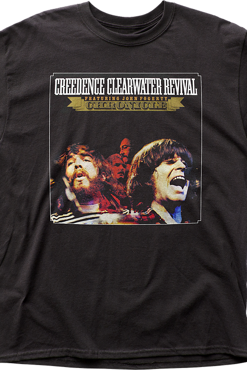 Chronicle Creedence Clearwater Revival T-Shirt