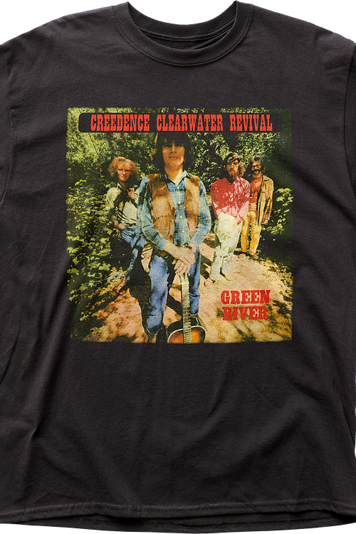 Green River Creedence Clearwater Revival T-Shirt