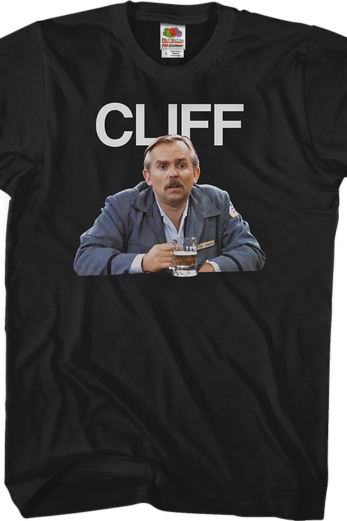 Cliff Cheers T-Shirt