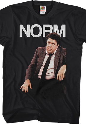 Norm Peterson Cheers T-Shirt