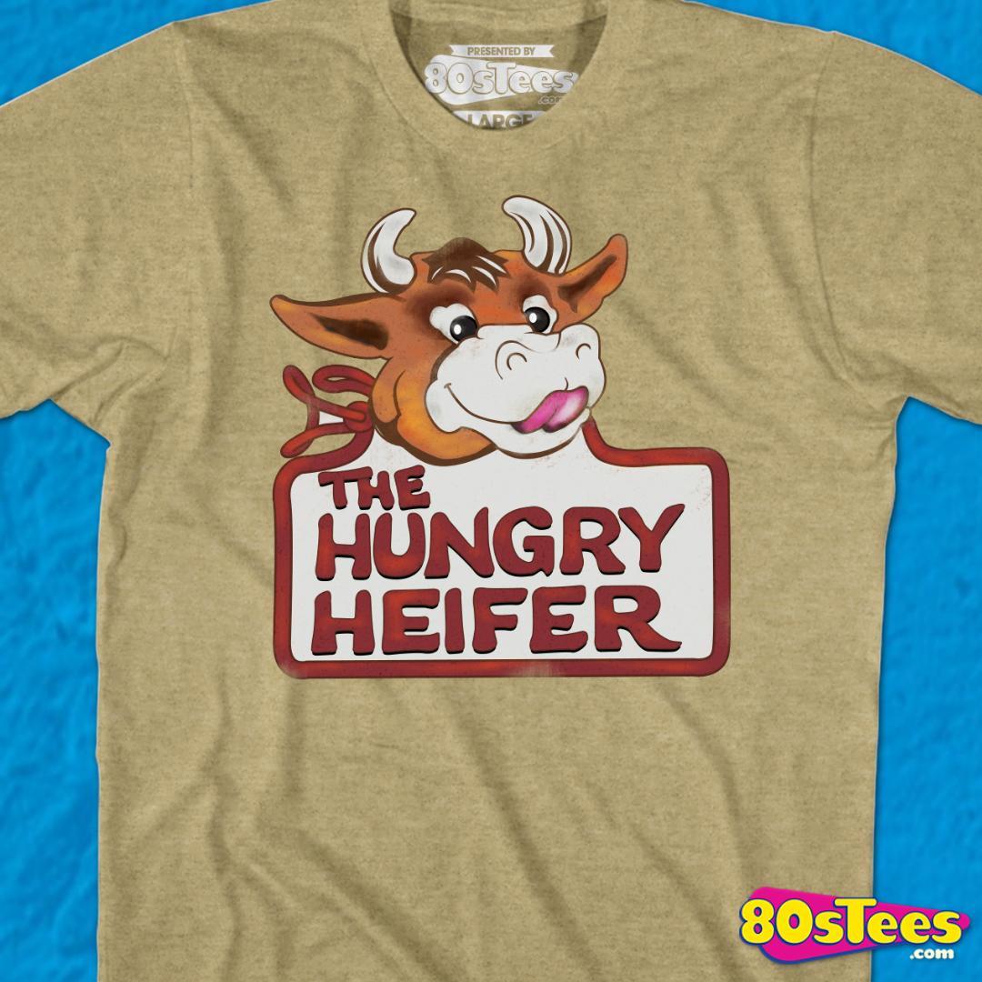 Hungry Like A Wolf Kids Boys Children T-Shirt