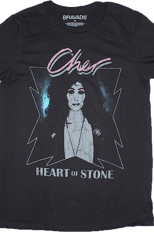 Heart of Stone Cher T-Shirt