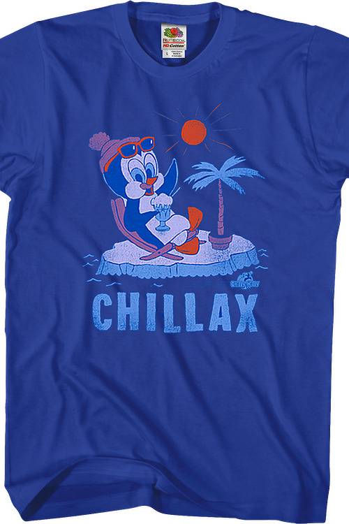 Chillax Chilly Willy T-Shirt