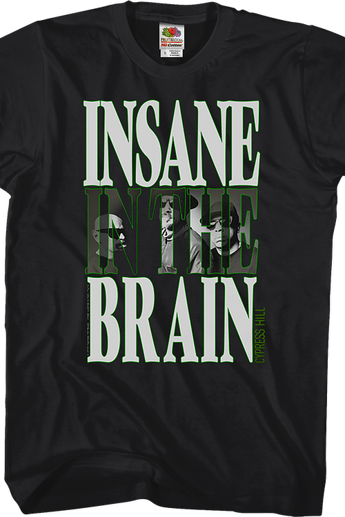 Insane In The Brain Cypress Hill T-Shirt