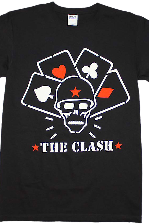 Straight To Hell The Clash T-Shirt