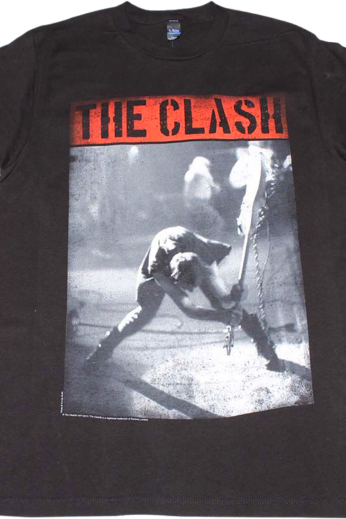 London Calling The Clash T-Shirt