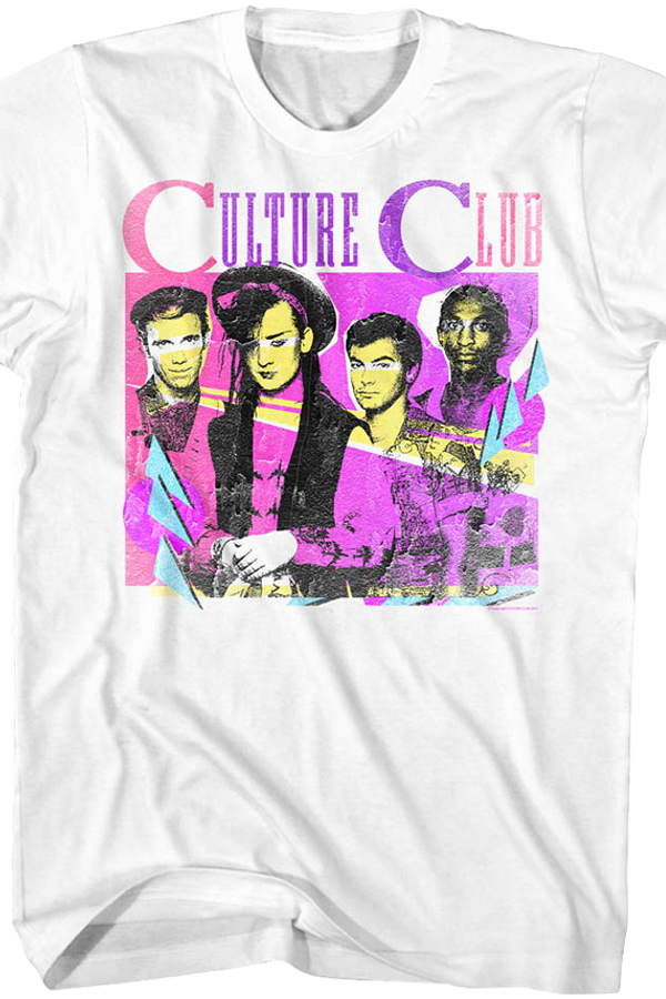 Culture Club Group T-Shirt