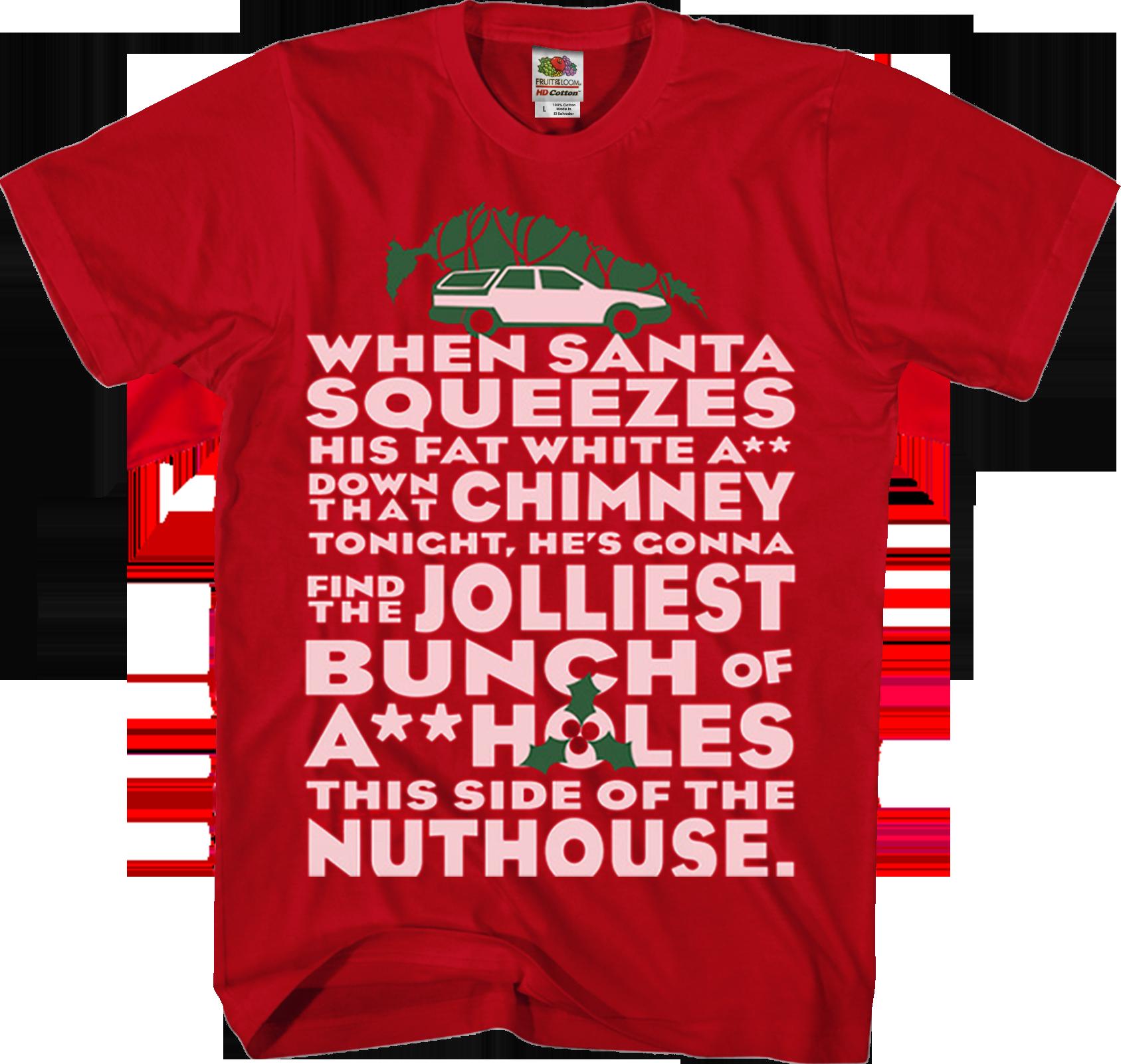 Christmas Vacation T-Shirts and Moose Mugs