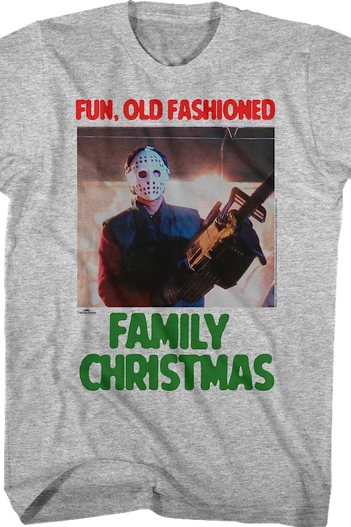 Fun Old Fashioned Christmas Vacation T-Shirt