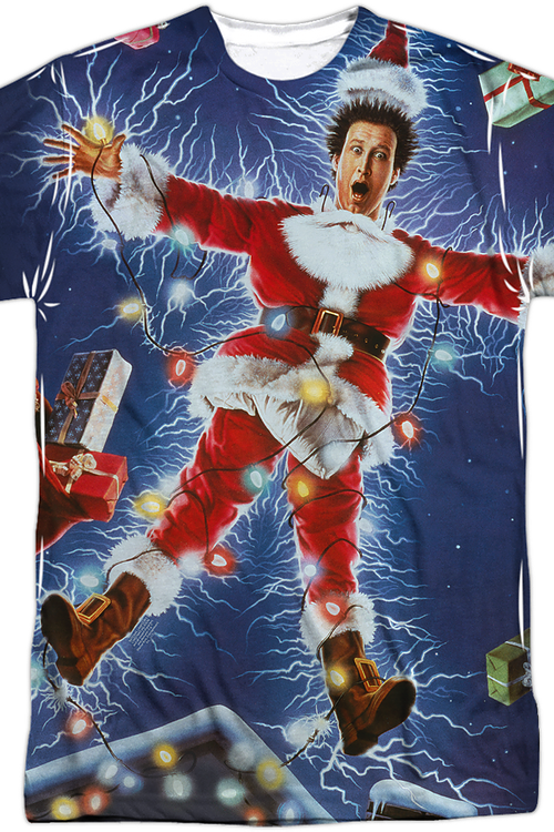 Movie Poster Christmas Vacation T-Shirt