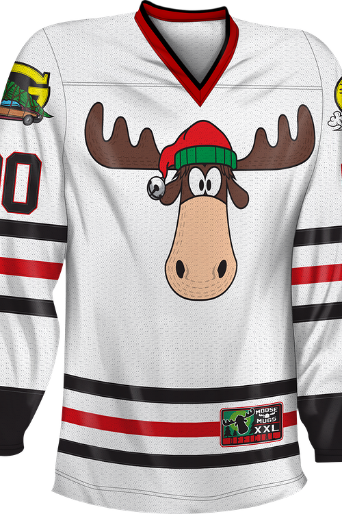 Christmas Vacation Griswold Hockey Jersey