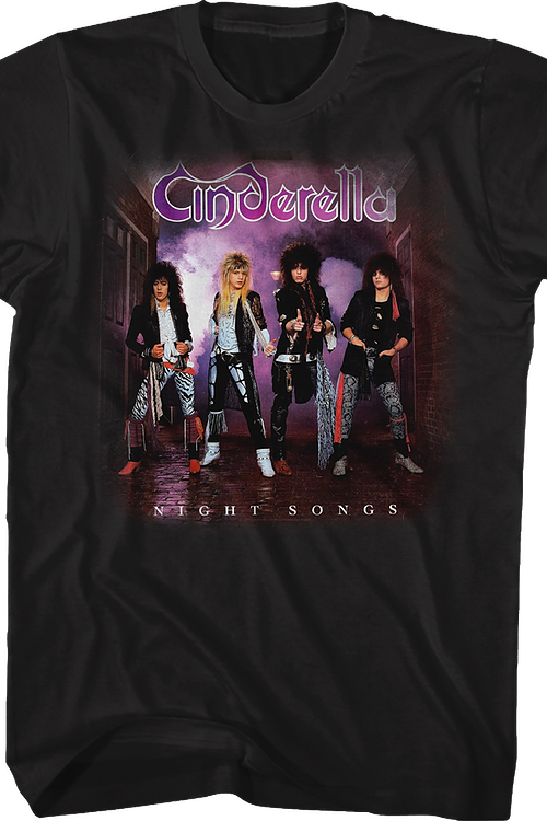 Cinderella Night Songs T-Shirt