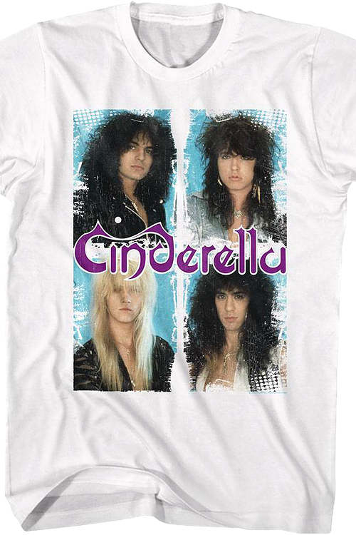 Band Photos Cinderella T-Shirt