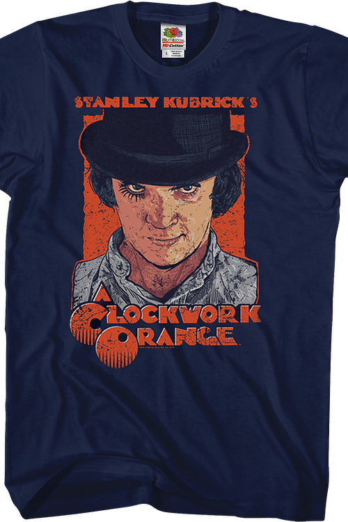 Alex DeLarge Clockwork Orange T-Shirt