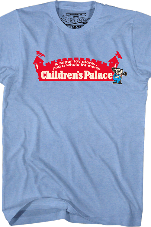 Super Toy Store Children's Palace T-Shirt