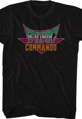 Bionic Commando T-Shirt