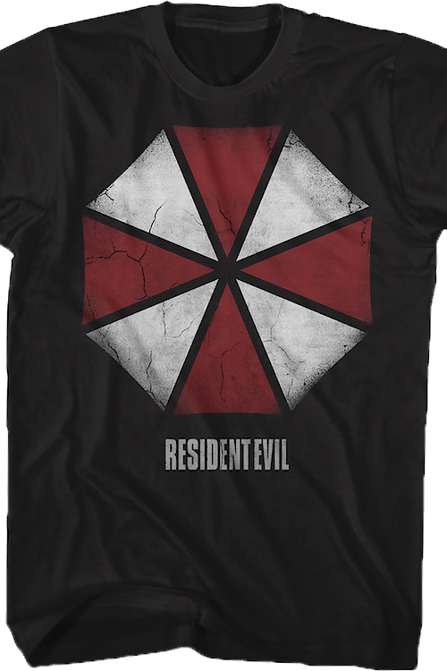 Umbrella Corporation Resident Evil T-Shirt