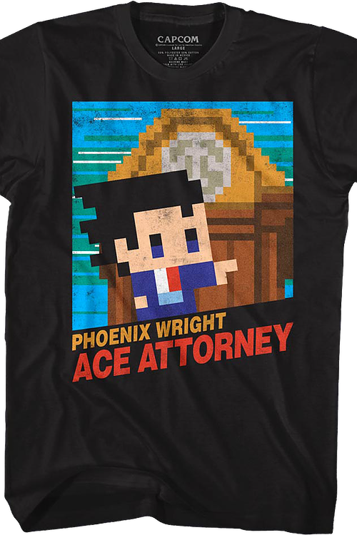 Phoenix Wright Ace Attorney T-Shirt