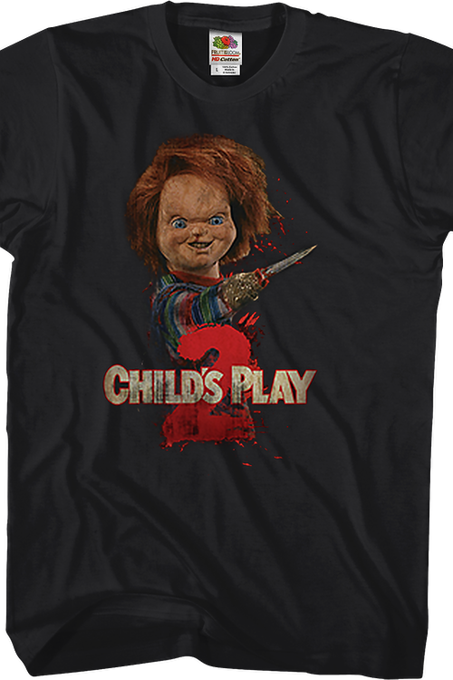 New Hand Child's Play 2 T-Shirt